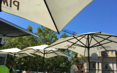 summer in Melbourne, Imperial Hotel, Bourke Street, drinks, rooftop bar