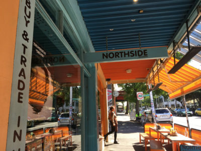northside records exterior - record shopping