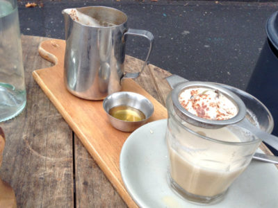 chai, milk and honey - feast of merit - richmond