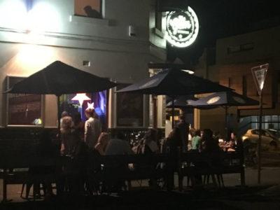 nightlife in Collingwood - daylight savings