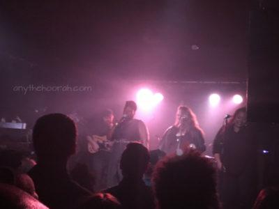 lights and music - thando and band
