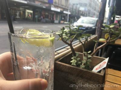 vodka soda on smith street