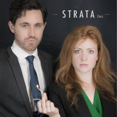 strata inc actors - north of eight theatre company