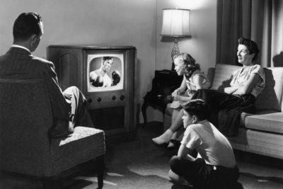 1956 television came to australia