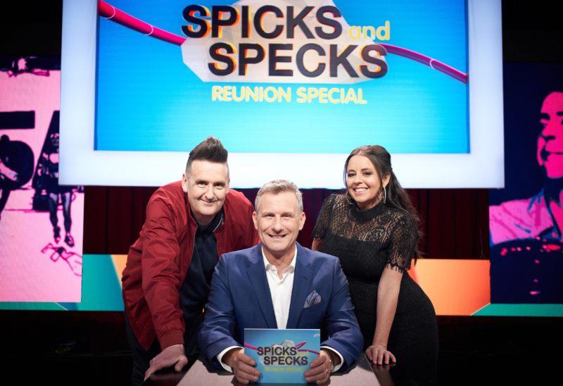 spicks and specks abc reunion 10s