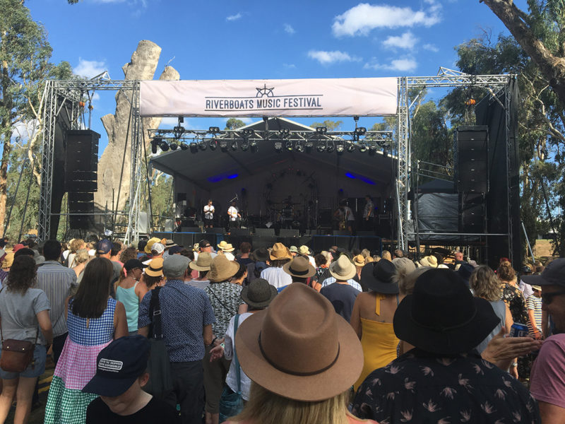 riverboats music festival echuca