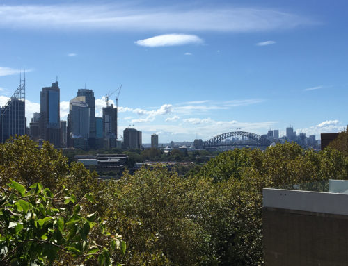 A holiday in Sydney – Potts Point